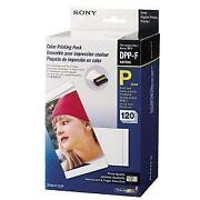 Sony Print Paper