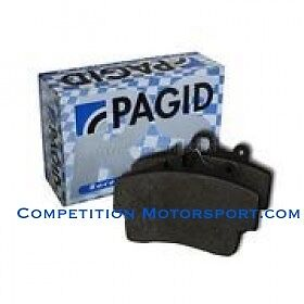 Pagid 1587 Black RS14 Brake Pads better than OEM Evo