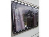 ABI Viceroy Caravan Window