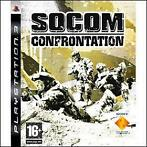Socom: Confrontation - PS3 + Garantie