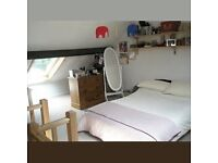 Double room in lovely house next to town