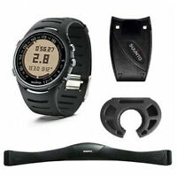 Suunto t3 with heart rate strap and bike pod