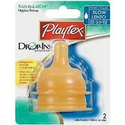 Playtex Latex Nipples