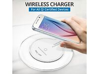Qi Wireless Phone Charger LED ⭐️