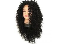 Natural Black Long Wig 24inch for Women.