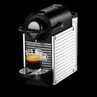 Nespresso Pixie Chrome - Machine à café