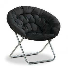 2 Black Moon Chairs Schofields Blacktown Area Preview