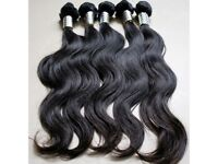 AFRO /EUROPEAN AUTHENTIC REAL HUMAN HAIR EXTENSION , WEFT AND WEAVE
