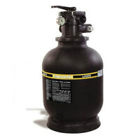 Jacuzzi 19 inch Laser Series Sand Filter/Jacuzzi 1 Hp Pump