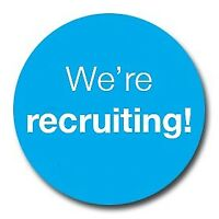 We are recruiting!!