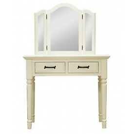 New dressing tables from £75 to £399, We have 14 to choose from in store now
