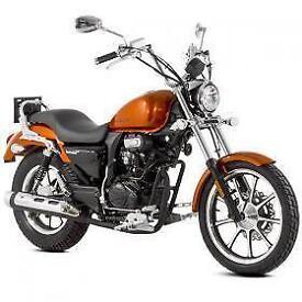 Lexmoto Michigan 125cc, New & Unused, Copper or Grey, 2YR WARRANTY! FINANCE!