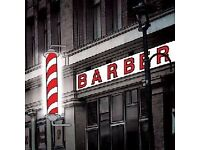 Full time barber required for busy Tamworth barbers £400 per week OTE