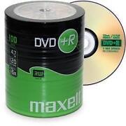 100 DVD-R