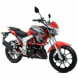 * Brand New 2017 * Lexmoto Venom 125cc EFi. Warranty. Delivery. Part-Ex, Learner legal: 09-03