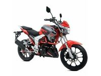 * Brand New 2017 * Lexmoto Venom 125cc EFi. Warranty. Delivery. Part-Ex, Learner legal: 09-03
