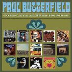 cd box - Paul Butterfield - Complete Albums 1965-1980