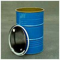 Food grade metal barrels/drum plastic with open top.