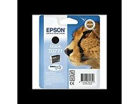 Epson Original Yellow & Black Ink Cartridges RRP £24 BNMIB