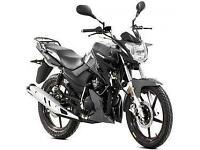 LEXMOTO ASPIRE 125cc 125 NAKED STREET LEARNER LEGAL MOTORBIKE MOTORCYCLE