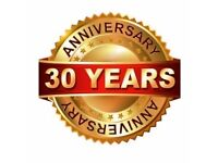 MAIDENHEAD - Over 30s 40s & 50s SPECIAL 30TH ANNIVERSARY PARTY - Friday 29th July