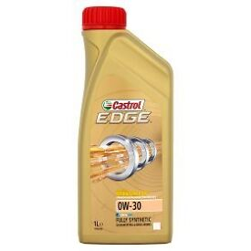 Castrol Edge Titanium FST 0W30 Fully Synthetic Engine Oil, Brand New & Unopened.