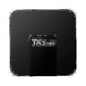 TANIX TX3 MINI TV BOX QUAD-CORE SUPPORT 4K H.265 8GB ROM WIFI