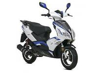 LEXMOTO FMR 50cc 50 MOPED SPORTS SCOOTER LEARNER LEGAL