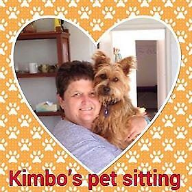 Kimbo's Pet Sitting /dog sitting/cat sitting in your home