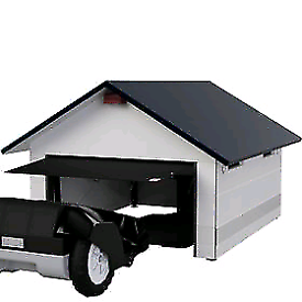 Cover shelter for robot lawnmowers grass mowers trimmers