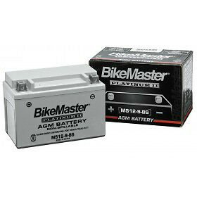"AGM ATV Battery Canada ""Absorbed glass mat"" Bike Master"