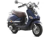 Lexmoto Verona 125cc, New & Unused, Blue or White, 2YR WARRANTY! FINANCE!