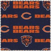 Chicago Bears Fabric