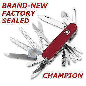 Victorinox Swiss Army Knife Champion Ebay