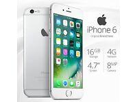 Apple iPhone 6 unlock - 16GB - latest (Unlocked)