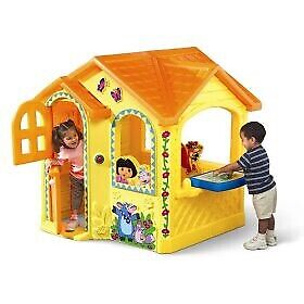 Little Tikes Dora the Explorer playhouse