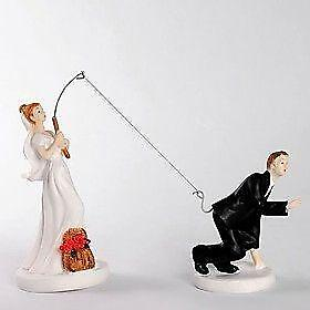 sitting bride and groom cake toppers ebay