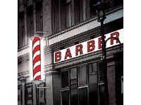 Barber staff required