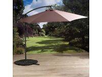 Cantilever Garden Parasol
