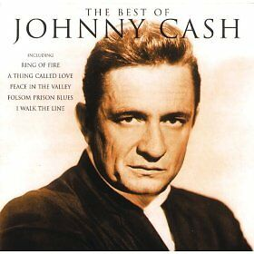 JOHNNY CASH: The Best Of CD Greatest Hits / SEALED