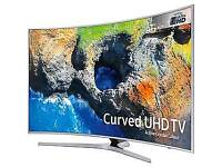 """Samsung Ue65mu6500 65"""" Smart UHD HDR LED 4K TV. Brand new boxed complete can deliver and set up."""