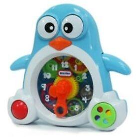 Little Tikes Penguin Clock