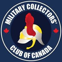 Military Collectors Club Meeting 1st Sunday Each Month 1pm