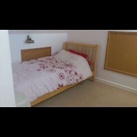 Bright & Airy Attic Room in City Centre