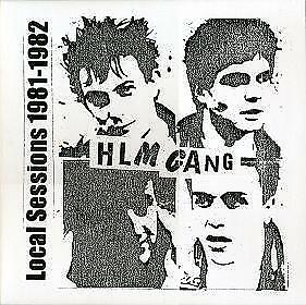 LP nieuw - Hlm Gang - Local Sessions 1981 - 1982