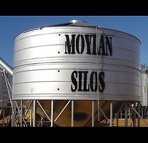 Moylan 45t fieldbin