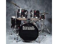 Drum kit by impact,£150.00
