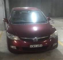 2006 Honda Civic HYBRID Crescent Head Kempsey Area Preview