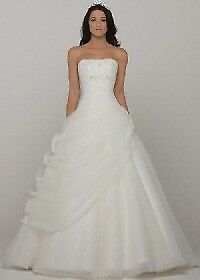 Wedding Dress (£300) ono