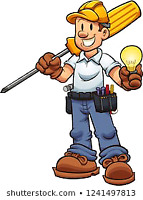 Qualified Electrician for side work